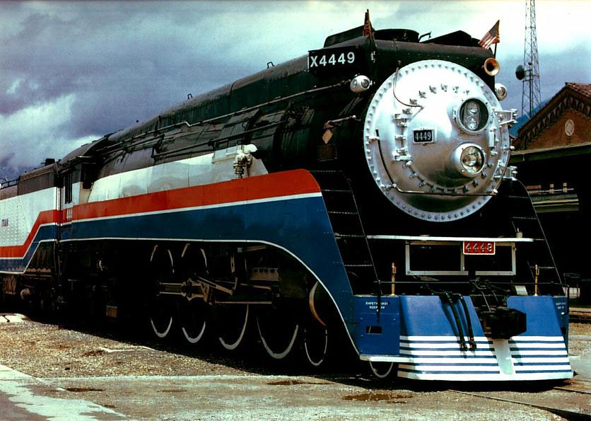 American Freedom Train – Long Island 70s Kid