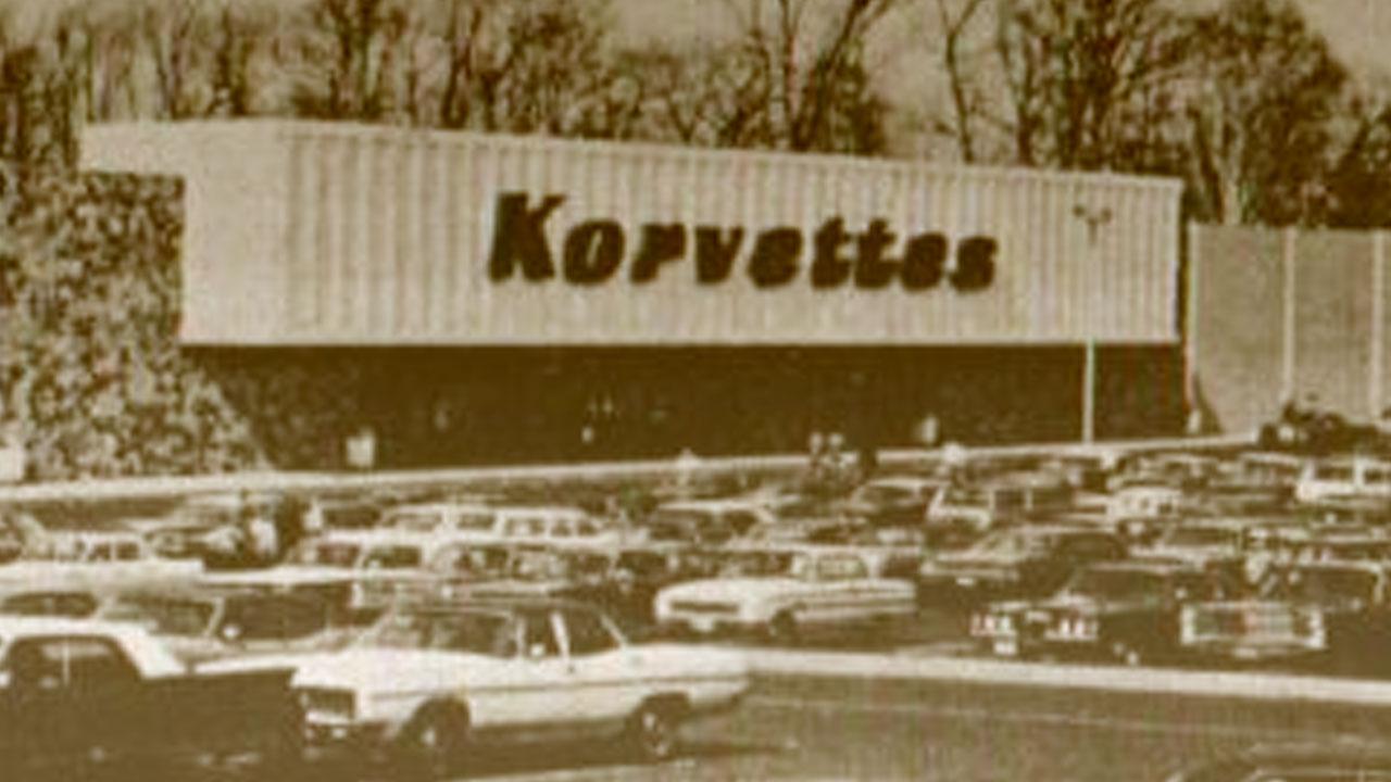 Korvette\'s – Long Island 70s Kid
