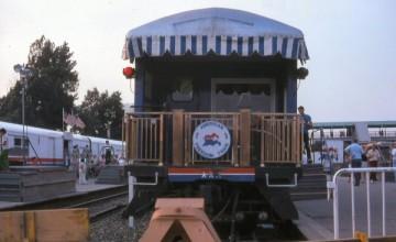 Bicentennial Heritage Train
