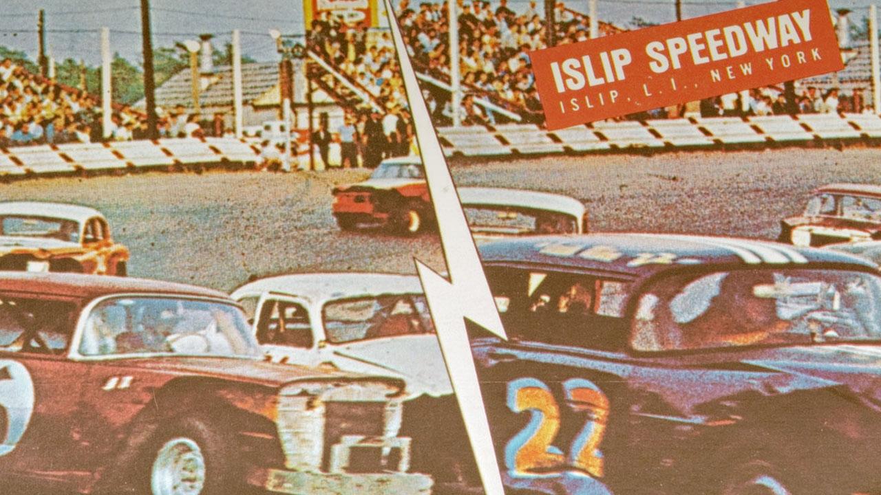 Islip Speedway Long Island 70s Kid