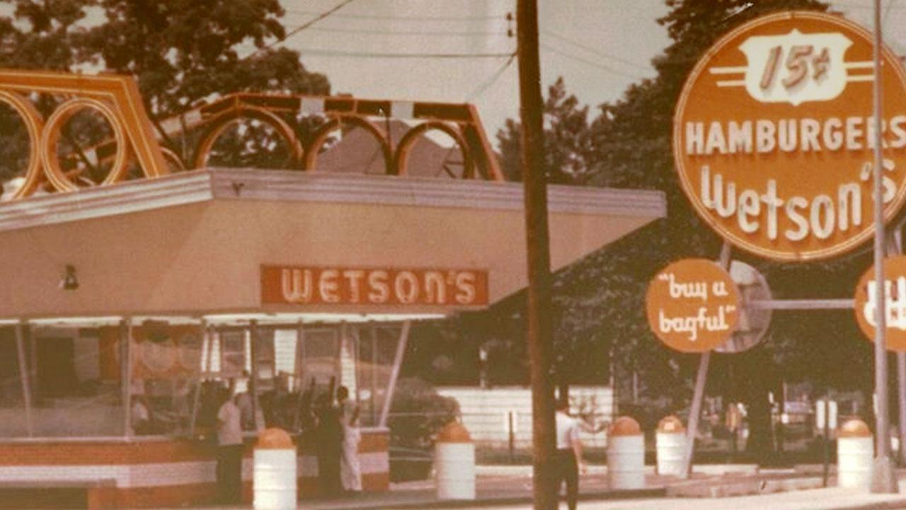 Mcdonalds Long Island 70s Kid