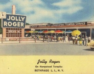 Jolly Roger restaurant