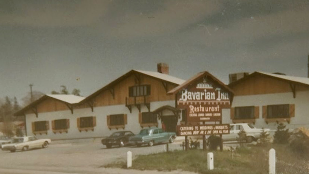 Bavarian Inn Long Island 70s Kid